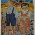 「子供の園」1946年